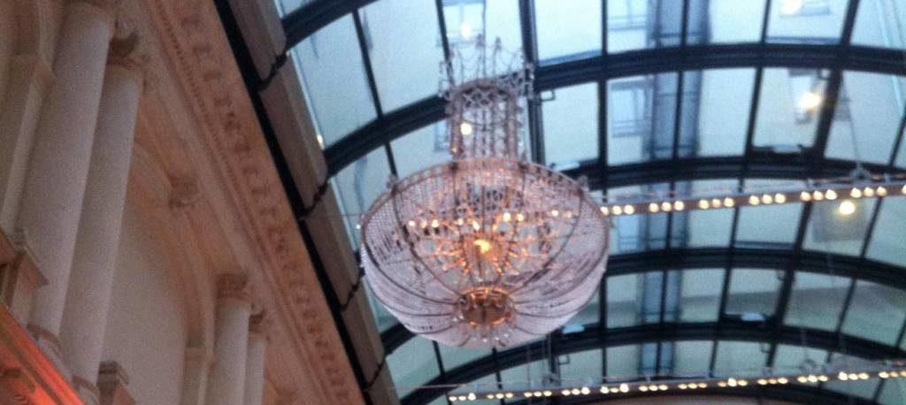 Jazztrio mit Gesang im Hotel de Rome