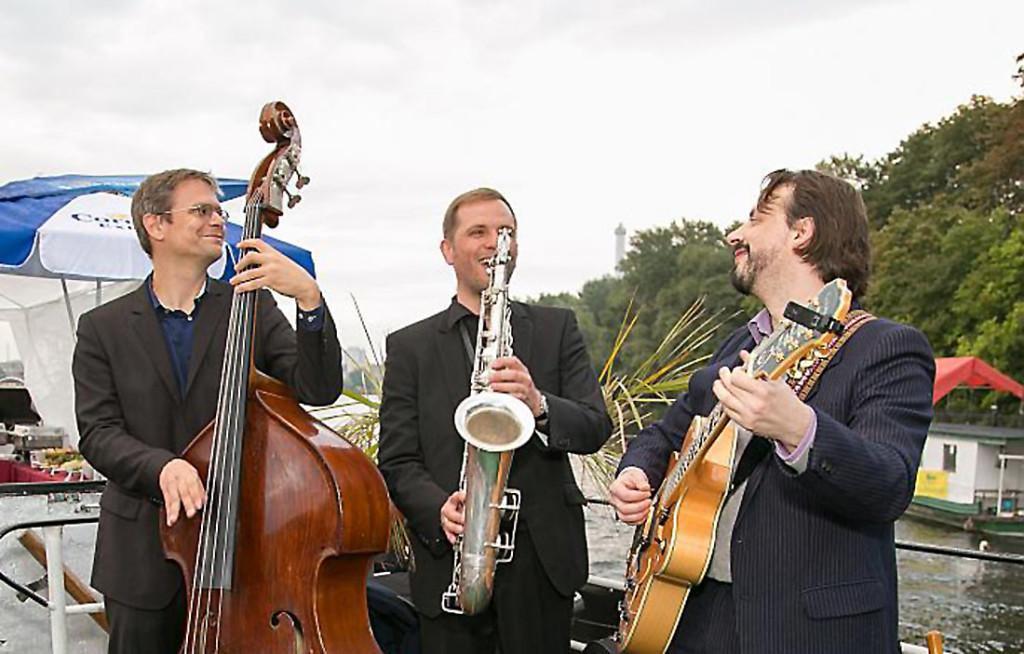 Jazztrio in Berlin