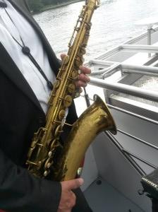 Saxophon, Ausschnitt