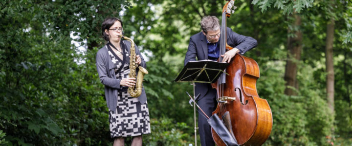 Jazz im Duo in Berlin