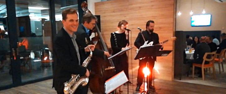 Jazztrio mit Gesang in Leipzig