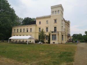 Schloss Steinhöfel in Brandenburg